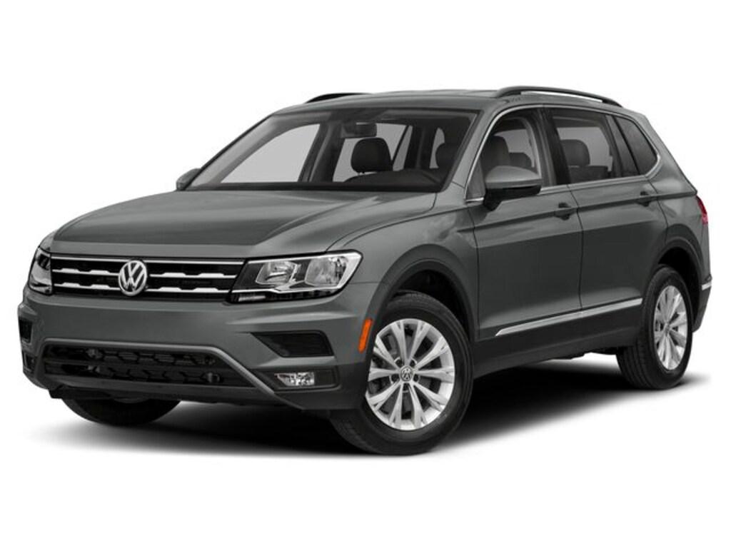 2019 Volkswagen Tiguan S SUV
