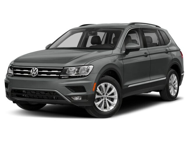 New 2019 Volkswagen Tiguan 2.0T S 4MOTION SUV in Indianapolis