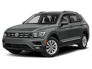 New 2019 Volkswagen Tiguan 2.0T SEL 4MOTION SUV 13412 for Sale in Greenville, NC, at Joe Pecheles Volkswagen