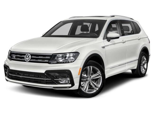 2019 Volkswagen Tiguan 2.0T SEL R-Line 4MOTION SUV