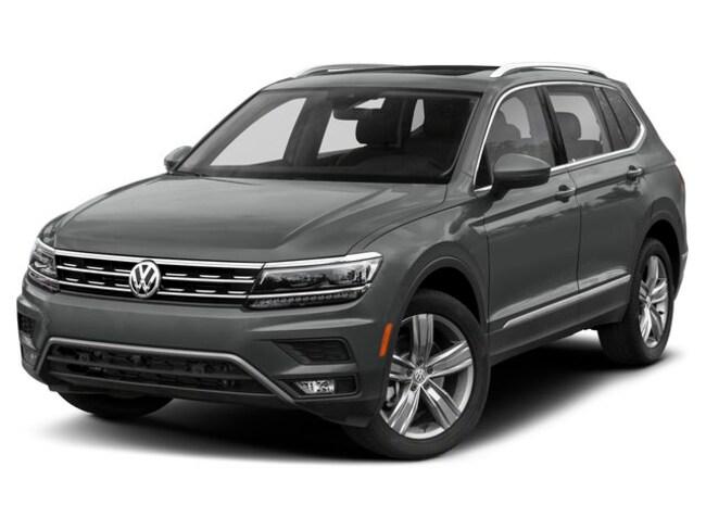 2019 Volkswagen Tiguan 2.0T SEL Premium 4MOTION SUV New Volkswagen Car for sale in Bernardsville, New Jersey