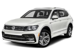 2019 Volkswagen Tiguan 2.0T SEL Premium R-Line 4MOTION SUV