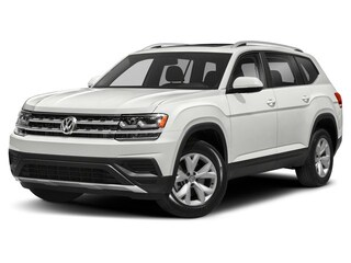 New 2019 Volkswagen Atlas 2.0T S SUV for Sale in Greenville, NC, at Joe Pecheles Volkswagen