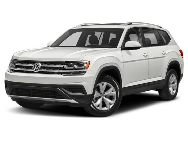 New 2019 Volkswagen Atlas 3.6L V6 SEL 4MOTION SUV in Dublin, CA