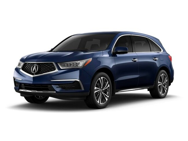 2020 Acura MDX Technology SH-AWD SUV