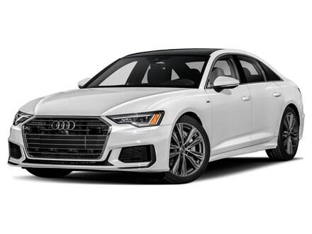 2020 Audi A6 Premium Plus Sedan