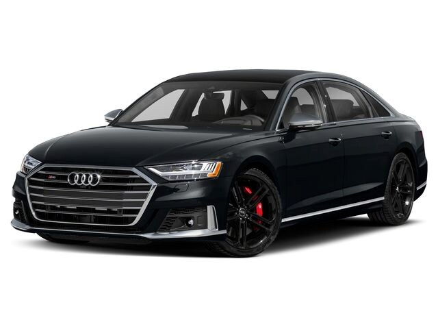 New 2020 Audi S8 4.0T Sedan near San Antonio
