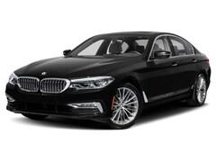 2020 BMW 5 Series 540i Sedan