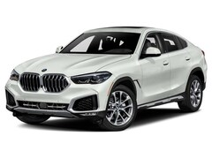 New 2020 BMW X6 xDrive40i Sports Activity Coupe Sports Activity Coupe in Jacksonville, FL