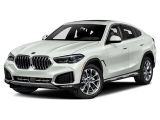 New 2020 BMW X6 xDrive40i SUV for sale in Colorado Springs