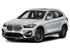 New 2020 BMW X1 sDrive28i SUV WBXJG7C01L5P23774 for Sale in Schaumburg, IL at Patrick BMW