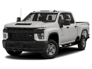 New 2020 Chevrolet Silverado 2500HD Work Truck Truck Crew Cab L2130 for sale near Cortland, NY