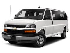 2020 Chevrolet Express 3500 LS Van Extended Passenger Van