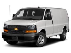 New 2020 Chevrolet Express 3500 Work Van Van Extended Cargo Van in New England