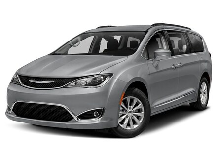 Used 2020 Chrysler Pacifica Touring L Van Passenger Van For Sale with Laplace, LA