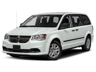 2020 Dodge Grand Caravan Canada Value Package Van 2C4RDGBG4LR155448