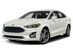 Used 2020 Ford Fusion Titanium Titanium FWD For Sale in Jasper, IN