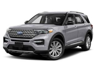2020 Ford Explorer 4x4
