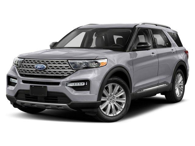 2020 Ford Explorer SUV
