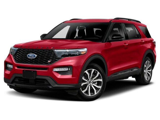 Lithia Ford Boise >> New 2020 Ford Explorer St Suv Copper For Sale In Boise Id