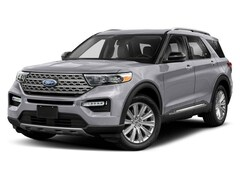 New 2020 Ford Explorer Platinum 4WD SUV Missoula, MT