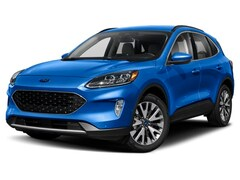 2020 Ford Escape Titanium 4x4