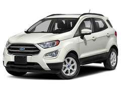 New 2020 Ford EcoSport SE FWD SUV in Odessa, TX