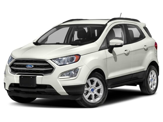 2020 Ford EcoSport SE 4WD I4 Engine