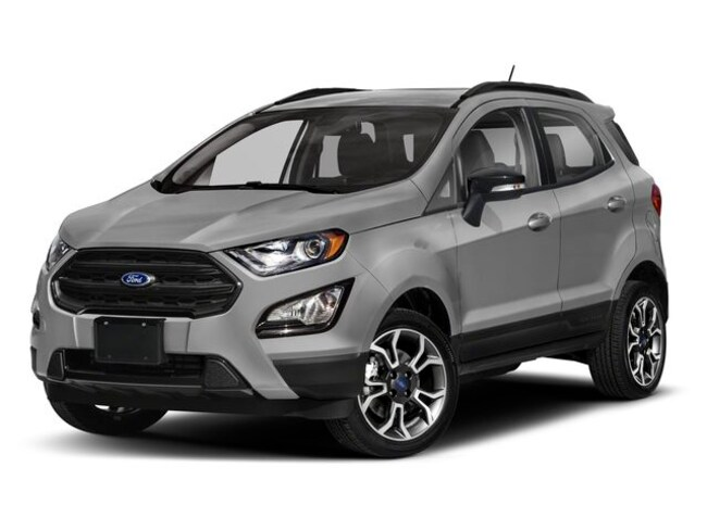 2020 Ford EcoSport SES 4WD I4 Engine