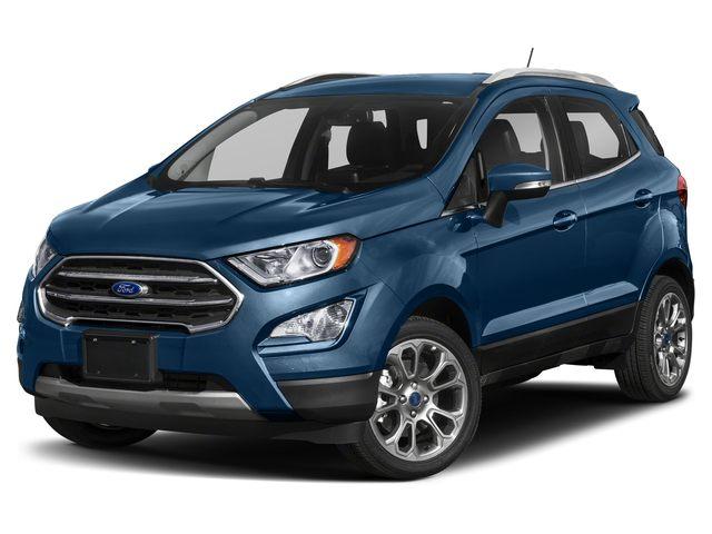 2020 Ford EcoSport Titanium SUV MAJ6S3KL6LC331929
