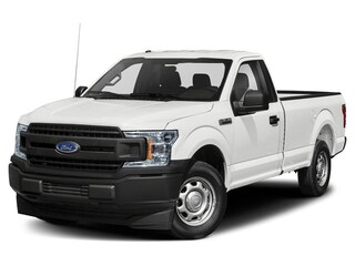New Ford cars, trucks, and SUVs 2020 Ford F-150 Regular Cab Pickup for sale near you in Westborough, MA