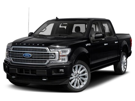 2020 Ford F-150 Limited Truck SuperCrew Cab 1FTEW1EG4LFC10585