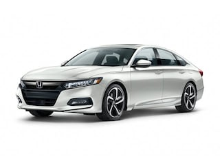 New 2020 Honda Accord Sport 1.5T Sedan in Bowie MD