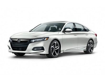 2020 Honda Accord Sport 2.0T Sedan