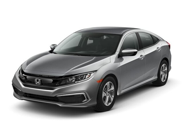 2020 Honda Civic LX Sedan