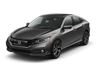 New 2020 Honda Civic Sport Sedan in Bowie MD