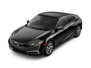 New 2020 Honda Civic LX Coupe for sale in Stockton, CA at Stockton Honda