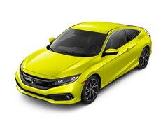 New 2020 Honda Civic Sport Manual Coupe Abilene, TX