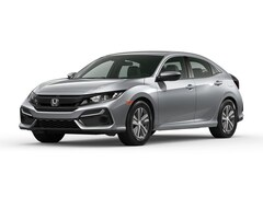 2020 Honda Civic LX Hatchback continuously variable automatic