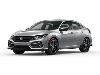 New 2020 Honda Civic Sport Hatchback in Bowie MD