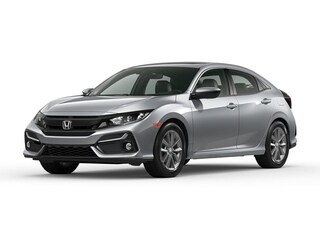 New 2020 Honda Civic EX-L Hatchback in Bowie MD