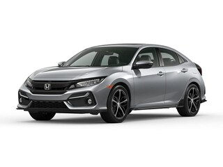 New 2020 Honda Civic Sport Touring Hatchback for sale near you in Bloomfield Hills, MI