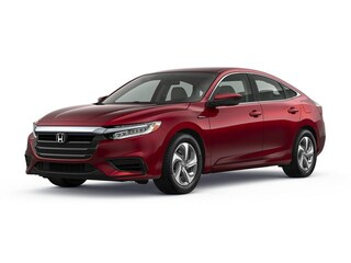 New 2020 Honda Insight LX Sedan for sale near you in Boston, MA