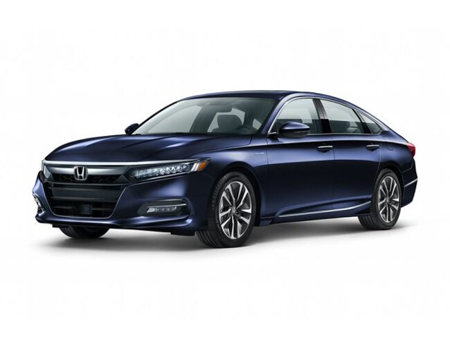 new 2020 Honda Accord Hybrid Touring Sedan For Sale/lease Medina, OH