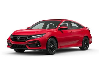 New 2020 Honda Civic Si Base w/Summer Tires Sedan for sale in New Bern NC