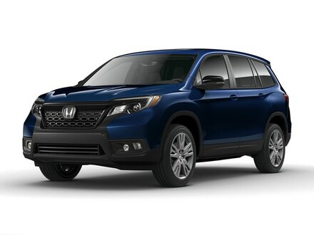 Featured new 2020 Honda Passport EX-L AWD SUV for sale near you in Bloomfield Hills, MI