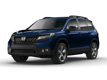 Featured new 2020 Honda Passport Touring AWD SUV for sale near you in Bloomfield Hills, MI