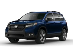 New 2020 Honda Passport Touring AWD SUV 20177 for Sale near Decatur, IL, at Honda of Illinois