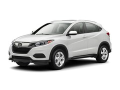 New 2020 Honda HR-V LX AWD SUV for Sale in Springfield, IL, at Honda of Illinois