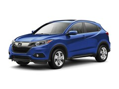 New 2020 Honda HR-V EX AWD SUV 20110 for Sale near Chatam, IL, at Honda of Illinois
